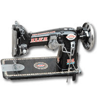 Máquinas de coser modelo de enlace