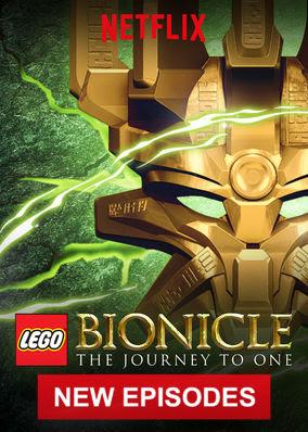 LEGO Bionicle: The Journey to One - Season 2