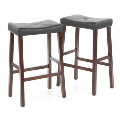 Mahogany Finish Dining Chair | Wayfair