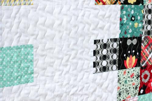 Nordika Baby Quilt by Jeni Baker