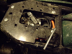 allen wrench to remove bolts