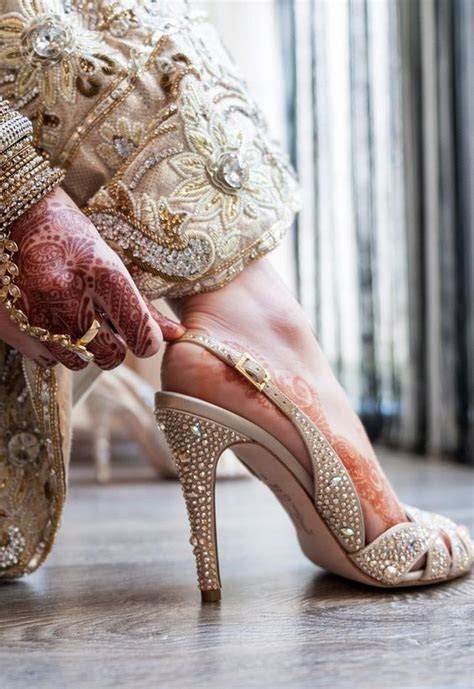 Sabyasachi to Louboutins Latest designer wedding shoes for