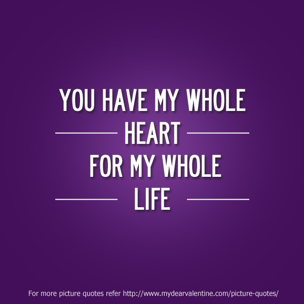 75 You Are My Life Quotes Soaknowledge
