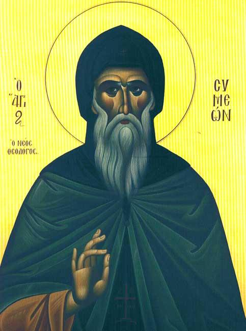 img ST. SYMEON, Simeon, the New Theologian