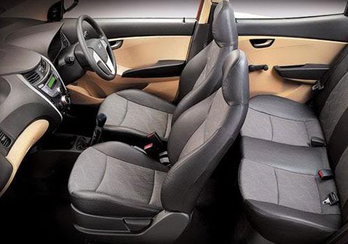Hyundai Eon Front Seats