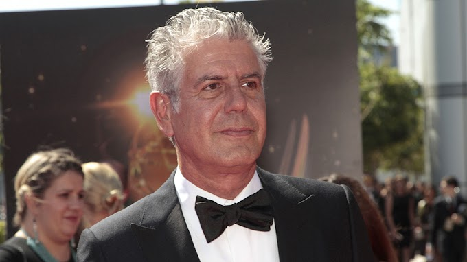 Lucky Offers Ads((Via-News)) Anthony Bourdain helped get Ronan Farrow's Harvey Weinstein exposé published