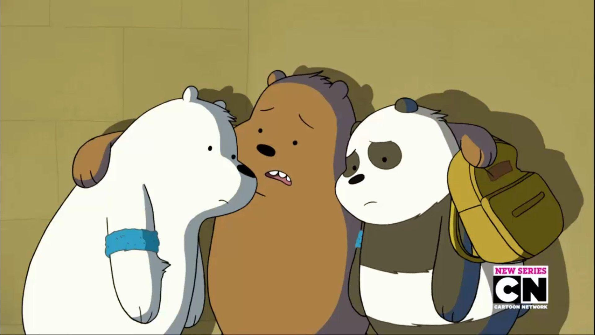 We Bare Bears Wallpapers - Wallpaper Cave