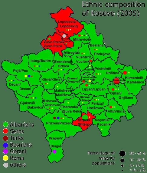 Image:Kosovo ethnic 2005.png