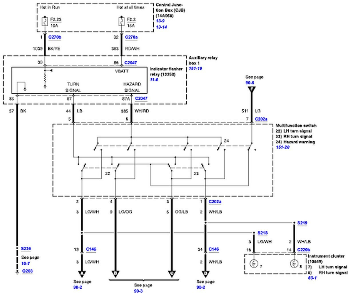Ford F650 Wiring Schematic - Wiring Diagram | 2015 Ford F650 Wiring Diagram |  | Wiring Diagram