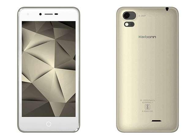 Karbonn Launches Aura Sleek 4G, Aura Note 4G with VoLTE, Marshmallow