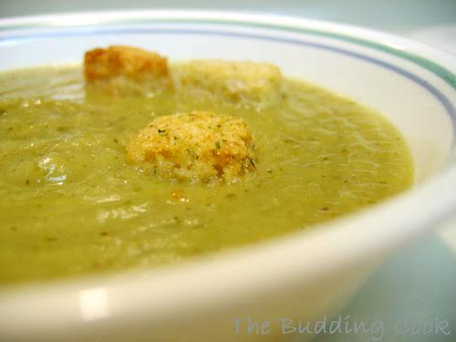 Zucchini soup1
