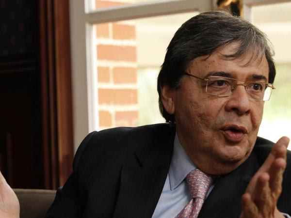 Carlos Holmes Trujillo, exministro