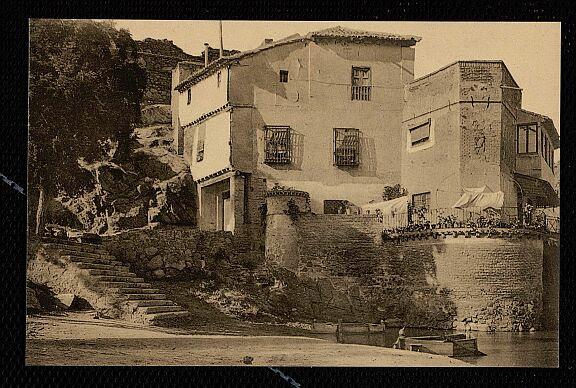 Casa del diamantista a principios del siglo XX. Foto Wunderlich
