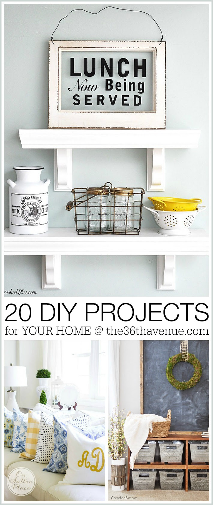 Home Decor DIY Projects | The 36th AVENUE