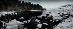Llynnau Mymbyr Winter [Explored] by David Rothwell (rothwell172)