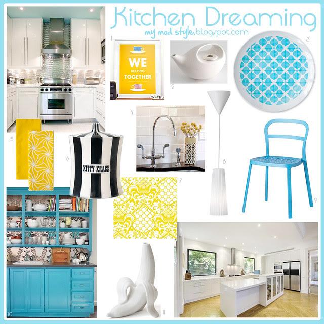 kitchen dreaming may 2011