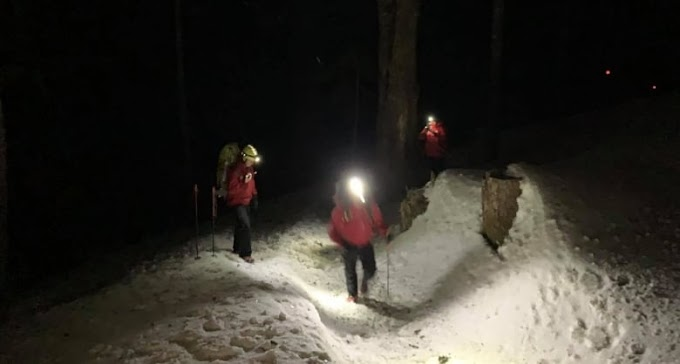 Missing 21-year-old snowshoer hiking in B.C.'s North Shore Mountains found dead