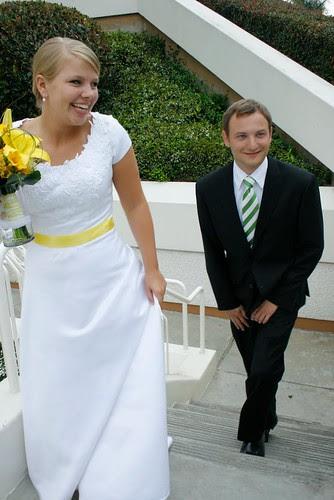 Wedding dress redo