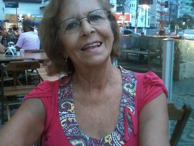 Eunyce morreu à espera de cirurgia em Hospital de São Vicente (Foto: Arquivo Pessoal)