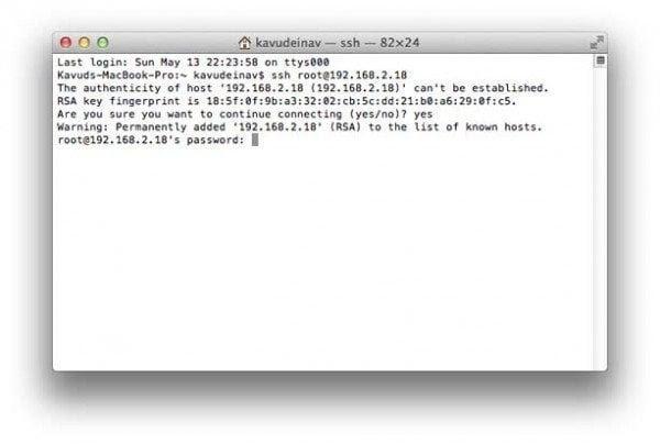 frodo01 e1353436786581 How to install XBMC Frodo on your Apple TV 2