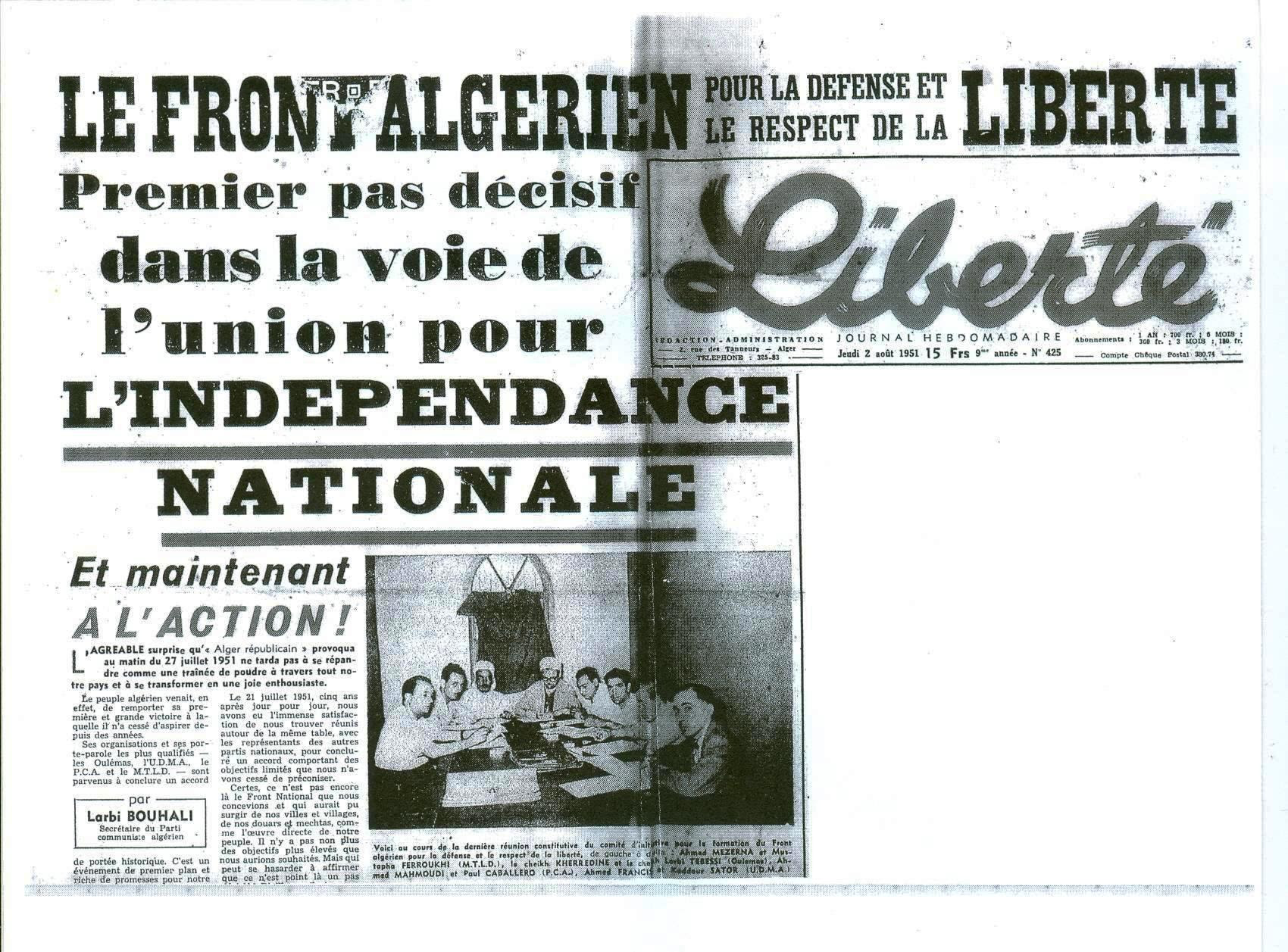 Chronologie Des Faits Et Mouvements Sociaux Et Politiques En