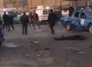 Iraque: Duplo ataque suicida deixa pelo menos 25 mortos no centro de Bagdá