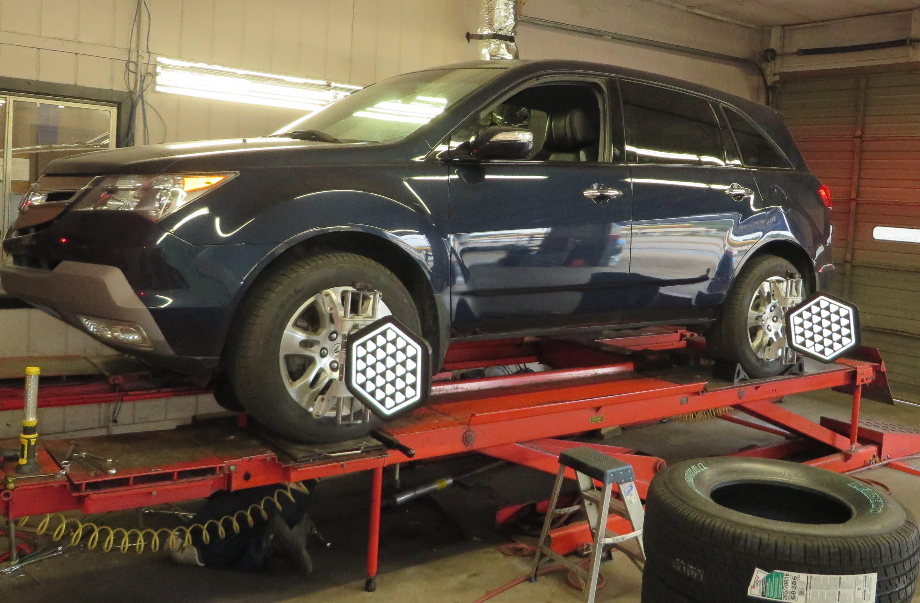 Car Alignment Services Browns Alignment Auto Repair