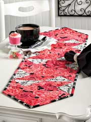 Fat Quarter Quilting Patterns for Kitchen Accessories - Page 1