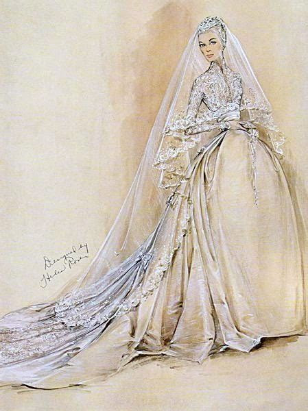 The Wedding Dress of Princess Grace   Heritage Garment