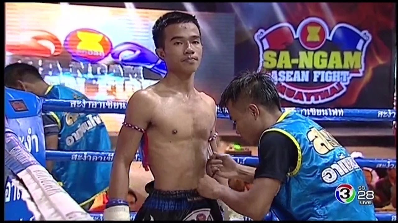 Sa ngam Asean Fight Muaythai 1/6 27 มกราคม 2560 ย้อนหลัง https://youtu.be/QW7pdMFcCHM