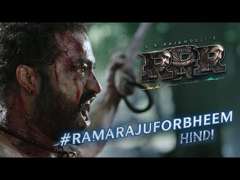 RRR (film 2021) release date 8 January 2021 - RRR cast - rrr trailer - rrr story