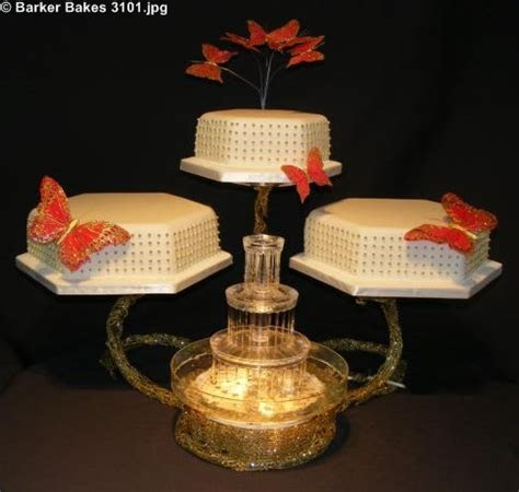 With Fountain ? Barker Bakes Ltd