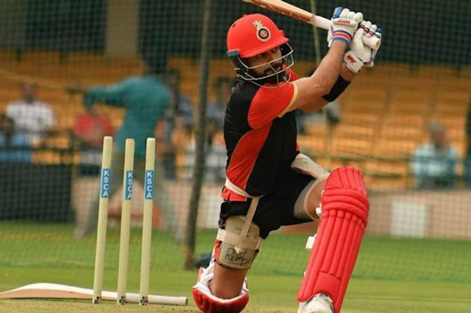IPL 2020: Was Scared to Hit the Nets for First Time But it Went Better than I Thought, Says Virat Kohli