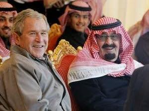 Bush & Saud666