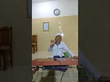 #1 Ngaji Kitab Matan Arba'in Nawawi oleh abah KH Thoha Muntaha Abdul Manan