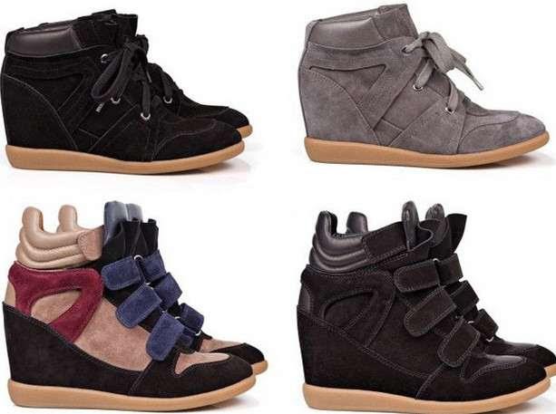 em9n Modelos de tênis Sneakers   Tendência para 2014