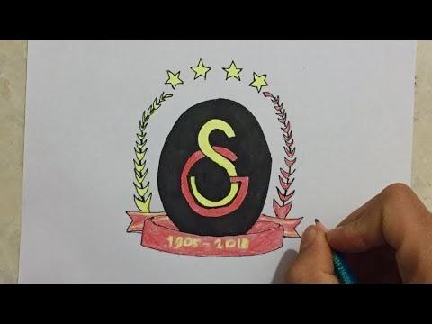 Galatasaray Logosu Boyama üst Ev Boyama Sayfası