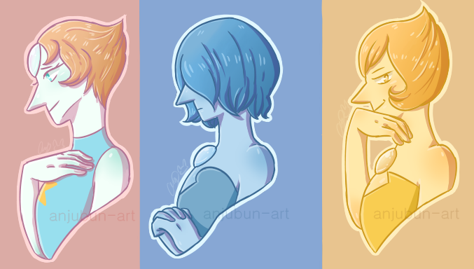 Some quick pearls :) noses for days