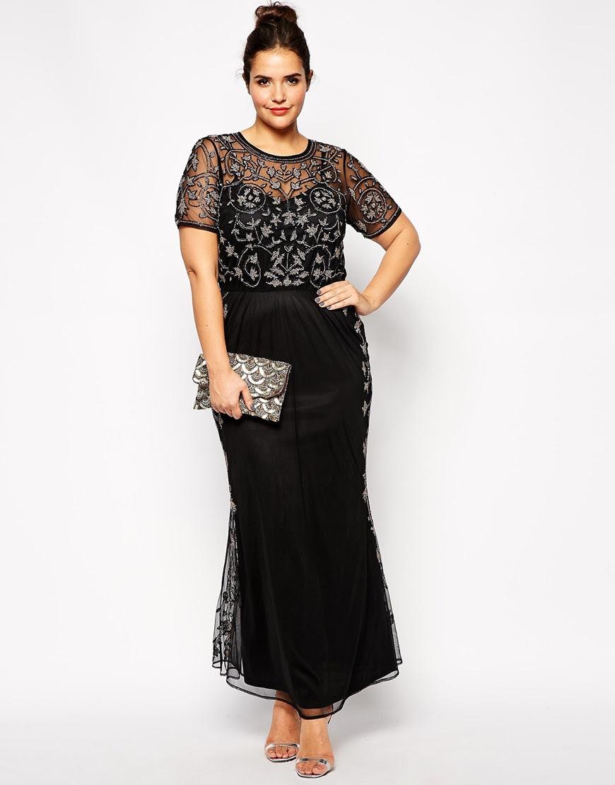 Plus size evening dresses 2015