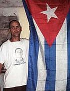 Il dissidente cubano, Wilmar Villar