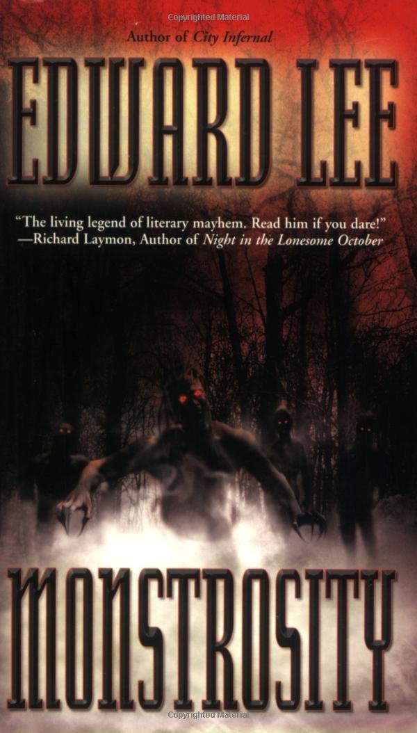 Monstrosity: Edward Lee: 9780843950755: Amazon.com: Books