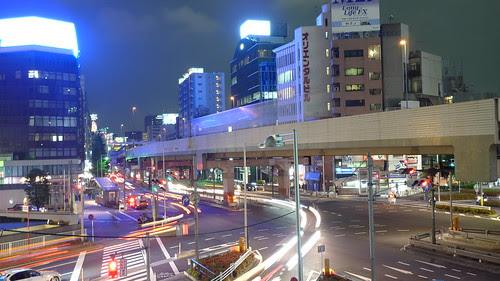 Roppongi at night 2