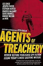 Agents of Treachery by Otto Penzler, editor