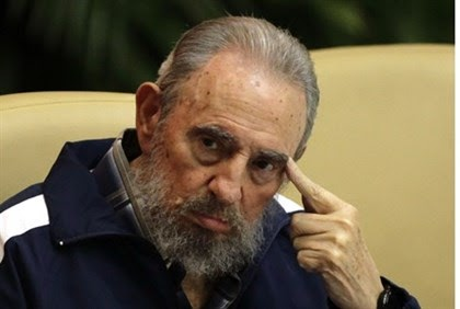 Fidel Castro Claims Mossad is Behind the Islamic State