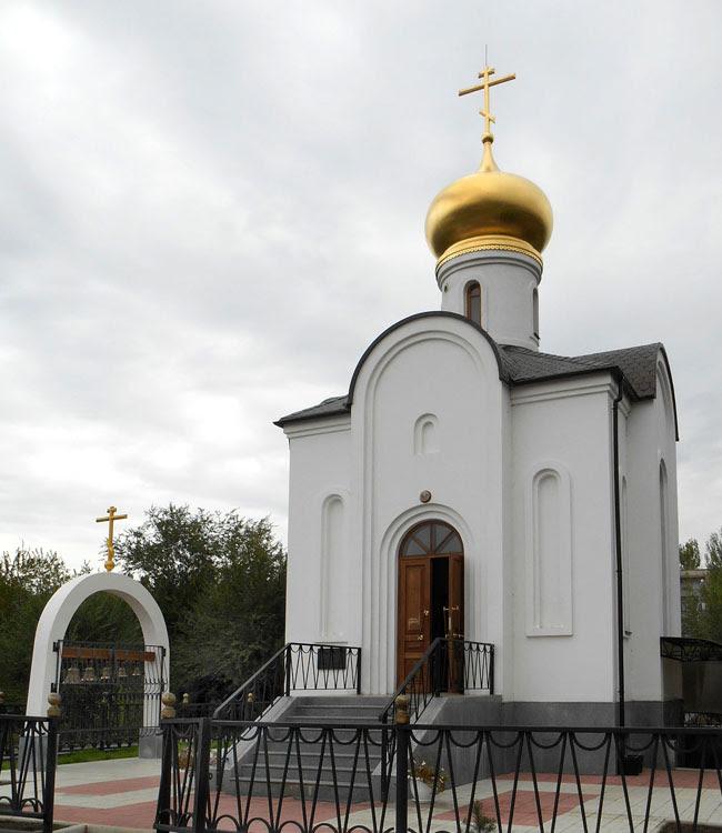 Храм-часовня Феодора Ушакова, Волгоград