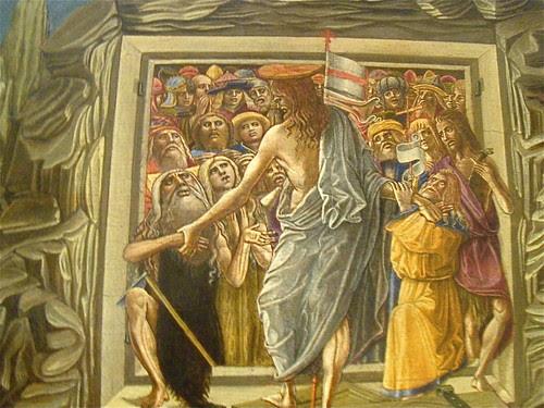 47  126/365 Christ in Limbo