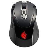 CM Badai Inferno - Gaming Mouse dengan Sensor Laser 4000 Twin DPI dan Memory 128KB (SGM-4000-KLLN1-GP)