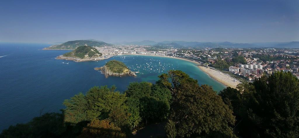 Donosti-San Sebastian, Spain
