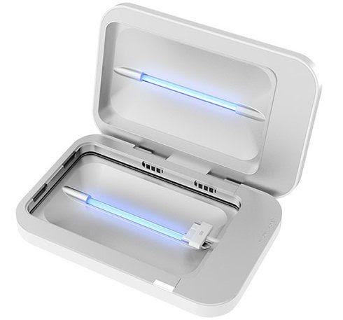 PhoneSoap: el cargador que elimina el 99,9% de las bacterias de tu móvil