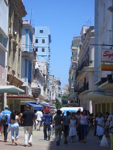 Havana 3.0 - San Rafael Street.JPG por bernicelee.